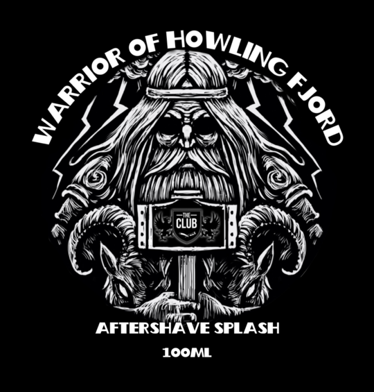 Ariana & Evans - Warrior of Howling Fjord - Aftershave image