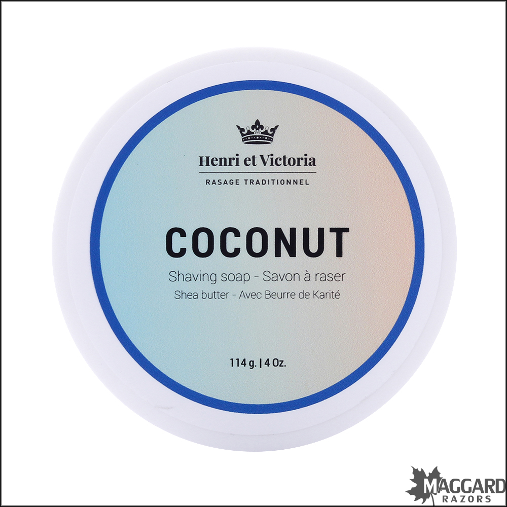 Henri et Victoria - Coconut - Soap image