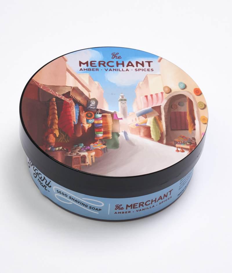 Zingari - The Merchant - Soap image