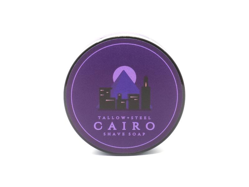 Tallow + Steel - Cairo - Soap image