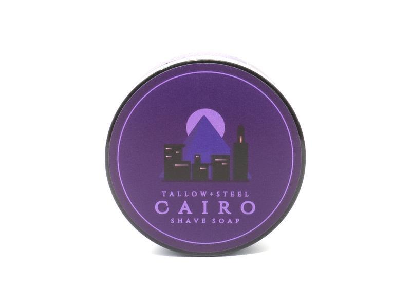 Tallow + Steel - Cairo - Soap image
