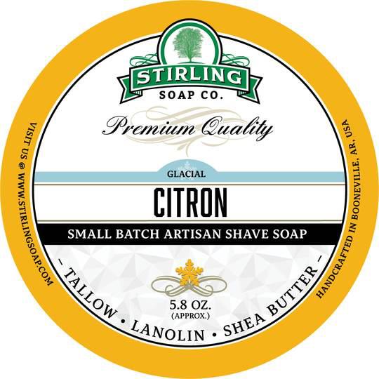 Stirling Soap Co. - Glacial, Citron - Soap image