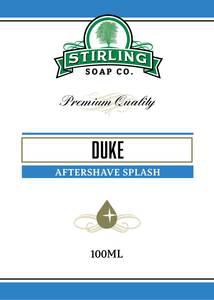 Stirling Soap Co. - Duke - Aftershave image