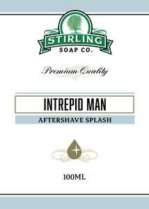 Stirling Soap Co. - Intrepid Man - Aftershave image