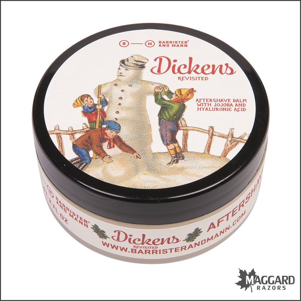 Barrister and Mann - Dickens Revisited - Balm image