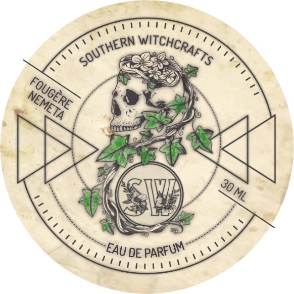 Southern Witchcrafts - Fougere Nemeta - Eau de Parfum image