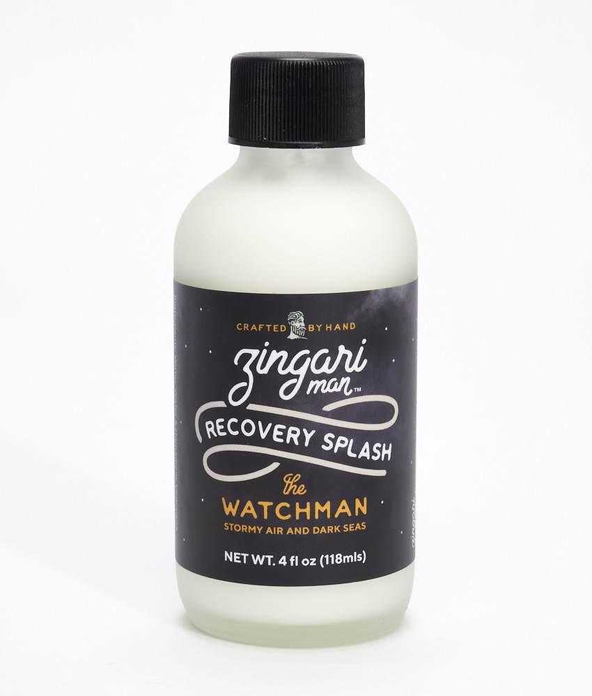 Zingari - The Watchman - Splash image