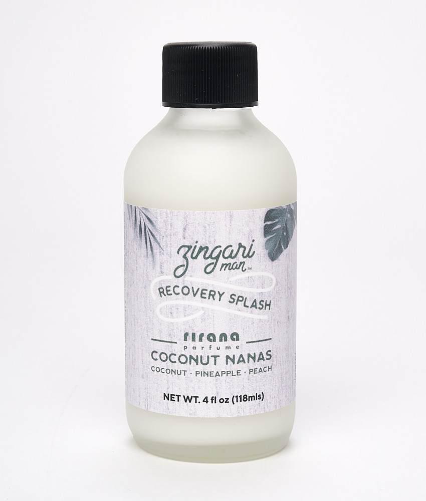 Zingari - Coconut Nanas - Splash image