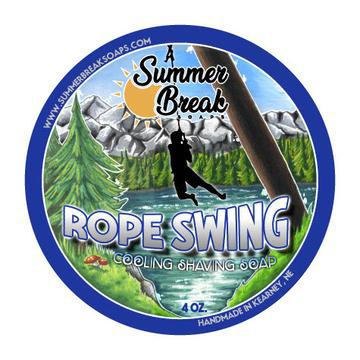 Summer Break Soaps - Rope Swing - Soap image