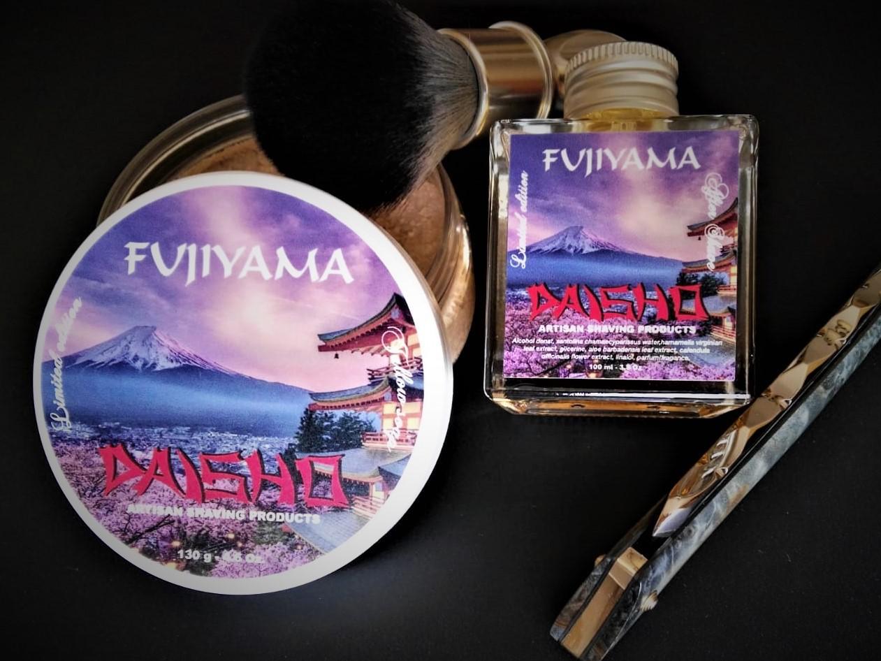 Daisho - Fujiyama - Soap image