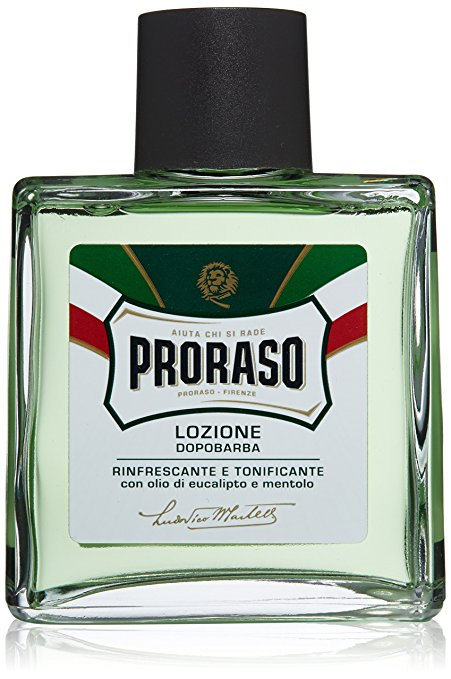 Proraso - Menthol and Eucalyptus - Aftershave image
