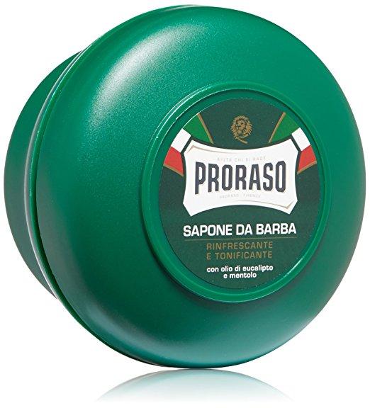 Proraso - Menthol and Eucalyptus - Soap image