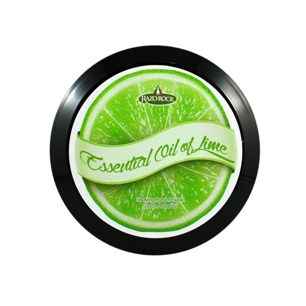 RazoRock - Essential Oil of Lime - Soap image