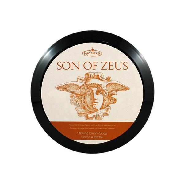RazoRock - Son of Zeus - Soap image