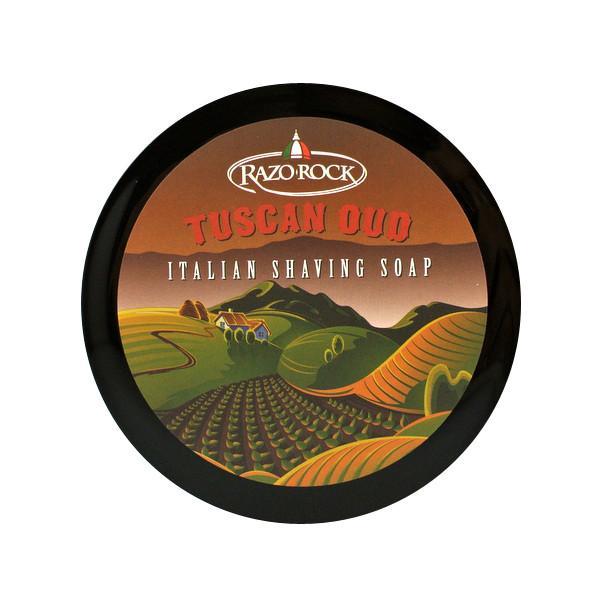 RazoRock - Tuscan Oud - Soap image