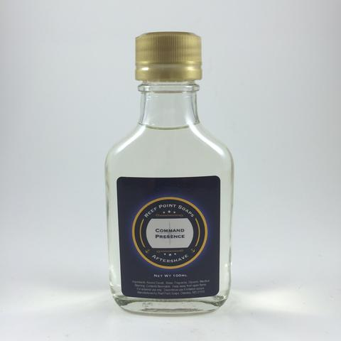 Reef Point Soaps - Command Presence - Aftershave image