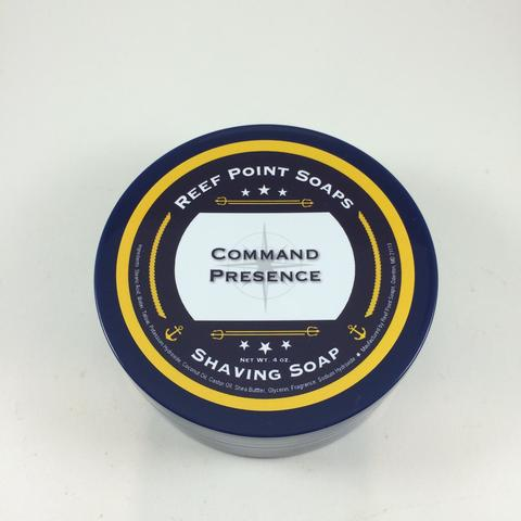Reef Point Soaps - Command Presence - Soap image