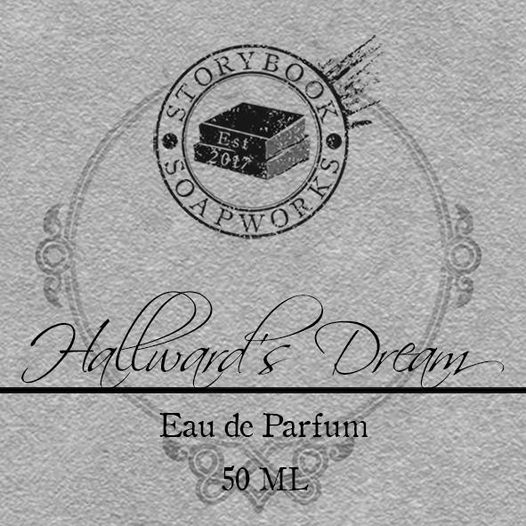 Storybook Soapworks - Hallward's Dream - Eau de Parfum image