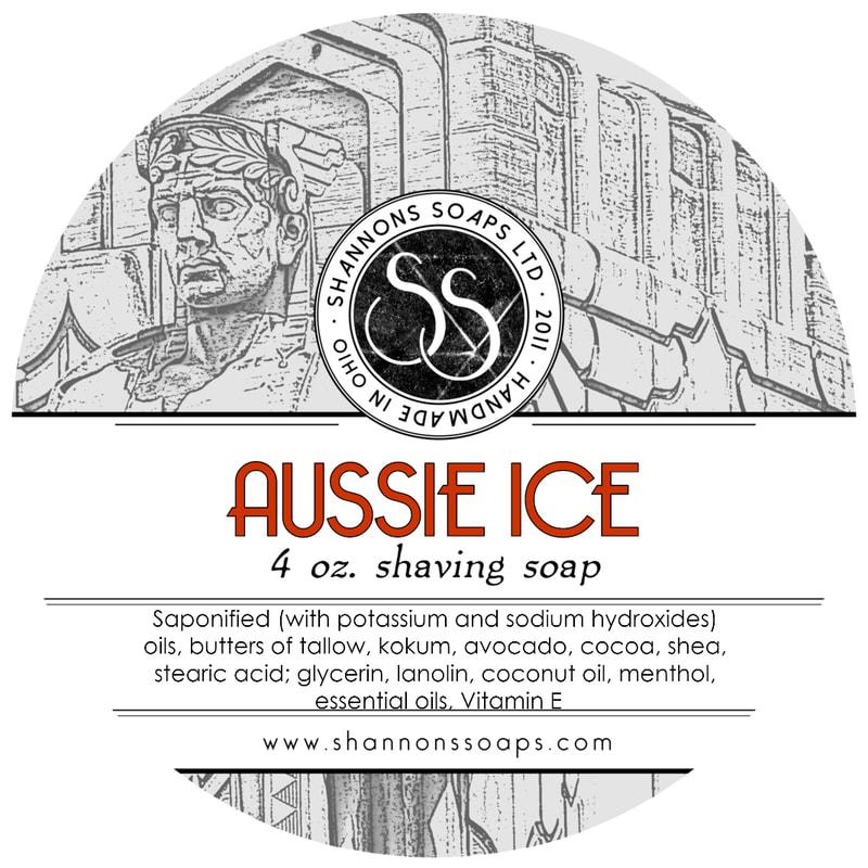 Shannon's Soaps - Aussie Ice - Soap image
