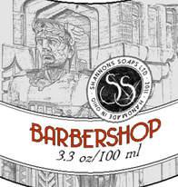 Shannon's Soaps - Barbershop - Aftershave image
