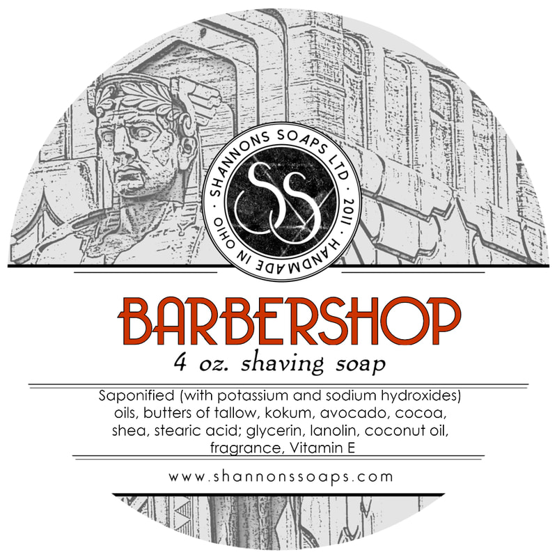 Shannon's Soaps - Barbershop - Soap image