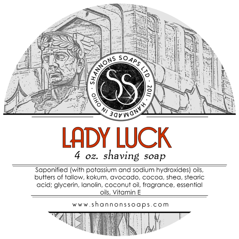 Shannon's Soaps - Lady Luck - Soap image