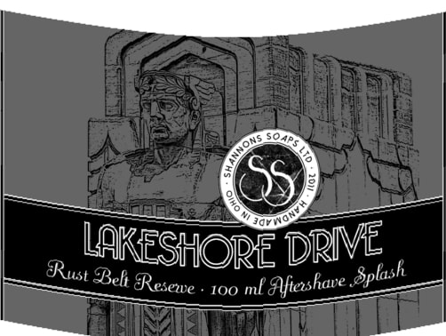 Shannon's Soaps - Lakeshore Drive - Aftershave image