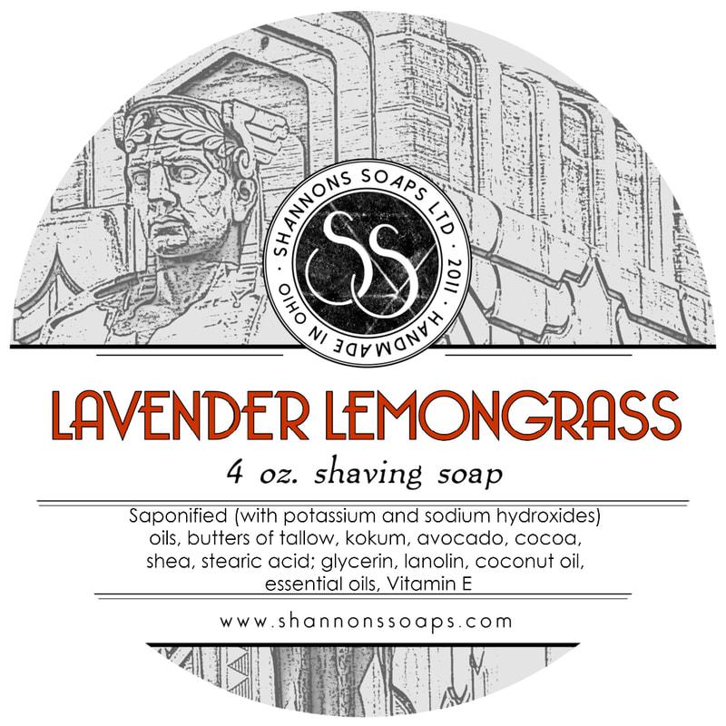 Shannon's Soaps - Lavender Lemongrass - Soap image
