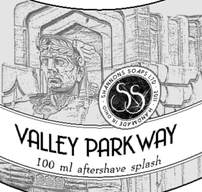 Shannon's Soaps - Valley Parkway - Aftershave image