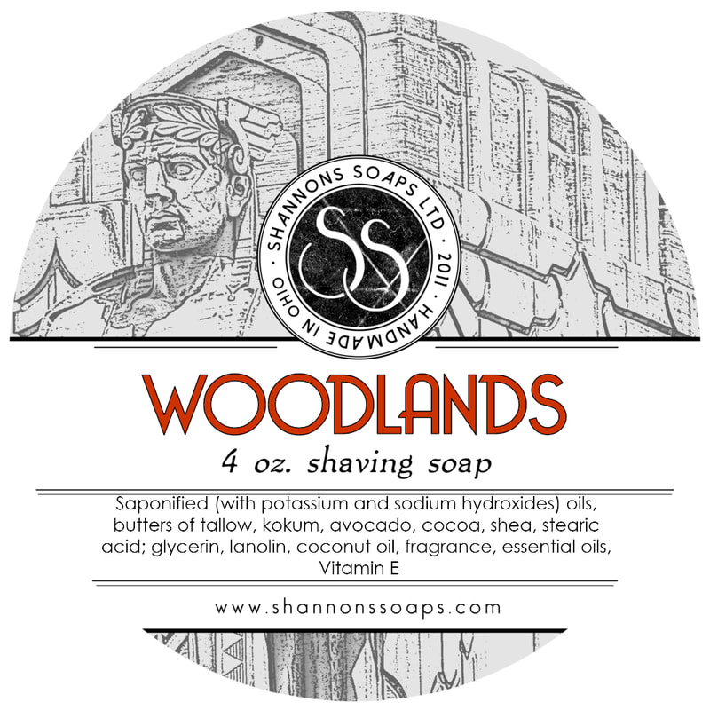 Shannon's Soaps - Woodlands - Soap image