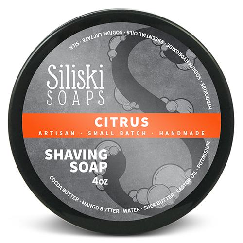 Siliski Soaps - Citrus - Soap image