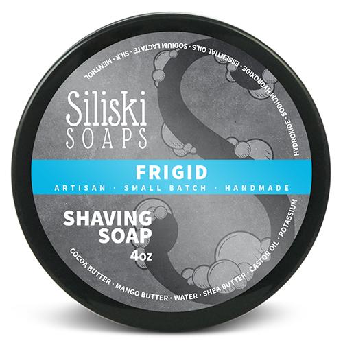 Siliski Soaps - Frigid - Soap image