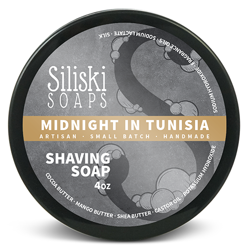 Siliski Soaps - Midnight in Tunisia - Soap image