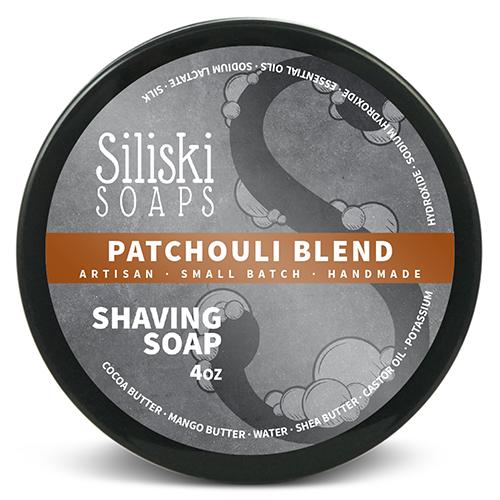 Siliski Soaps - Patchouli Blend - Soap image