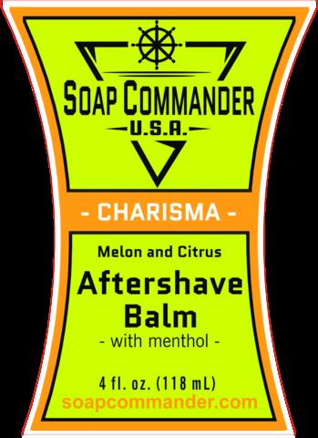 Soap Commander - Charisma - Balm image