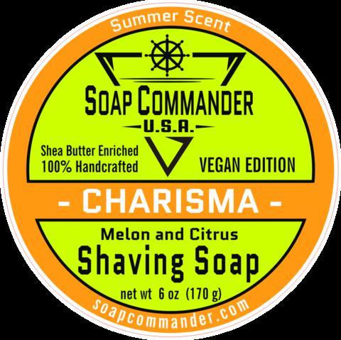 Soap Commander - Charisma - Soap (Vegan) image