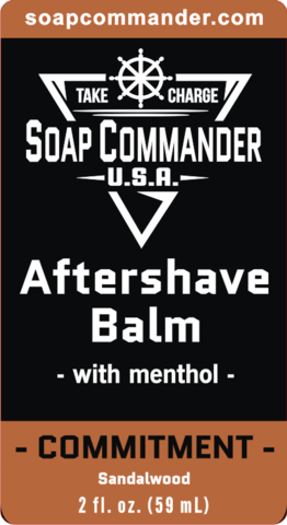 Soap Commander - Commitment - Balm image