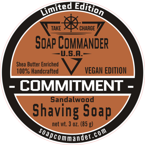 Soap Commander - Commitment - Soap (Vegan) image