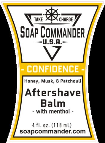 Soap Commander - Confidence - Balm image