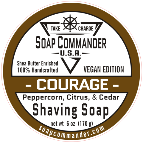 Soap Commander - Courage - Soap (Vegan) image