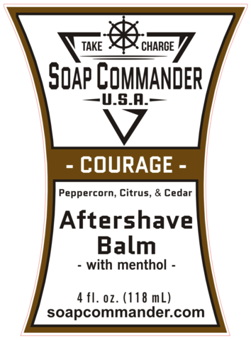 Soap Commander - Courage - Balm image
