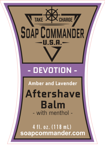 Soap Commander - Devotion - Balm image