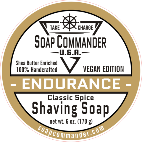 Soap Commander - Endurance - Soap (Vegan) image