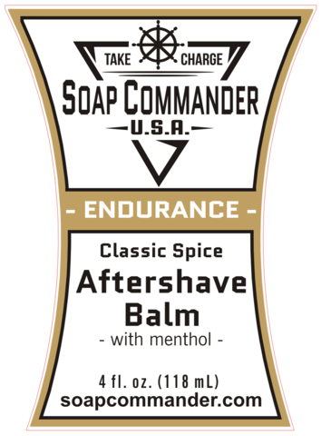 Soap Commander - Endurance - Balm image