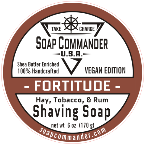 Soap Commander - Fortitude - Soap (Vegan) image