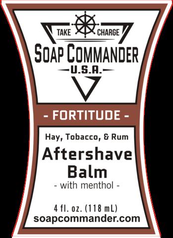 Soap Commander - Fortitude - Balm image