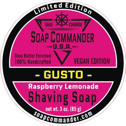 Soap Commander - Gusto - Soap (Vegan) image