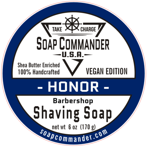 Soap Commander - Honor - Soap (Vegan) image