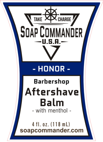 Soap Commander - Honor - Balm image