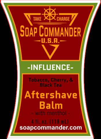 Soap Commander - Influence - Balm image